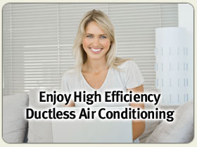 Enjoy Ductless Air Conditioning For Your Home