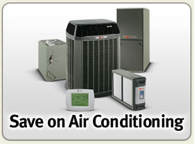 Save on your air conditioning